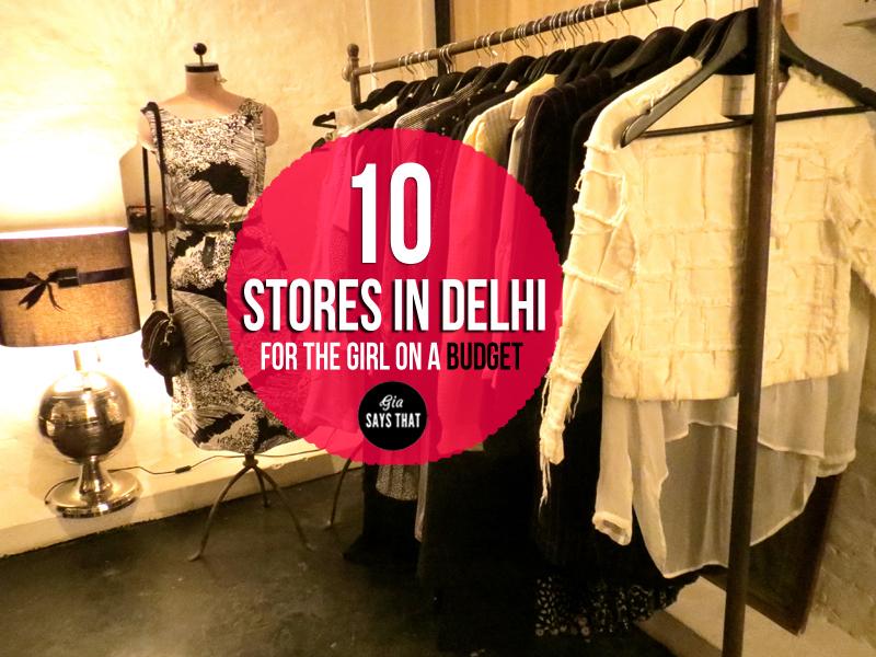 Best Stores Boutiques In Delhi