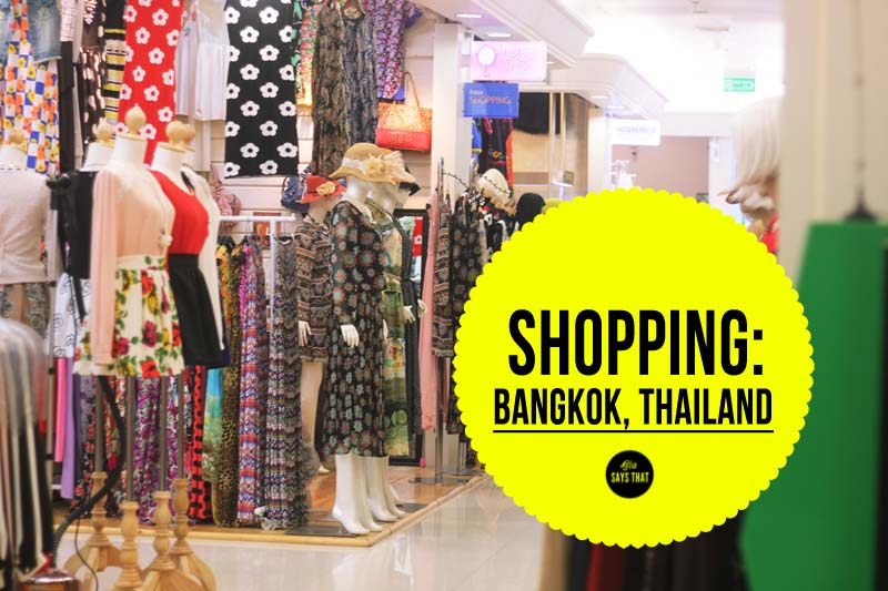 Tops online shopping thailand