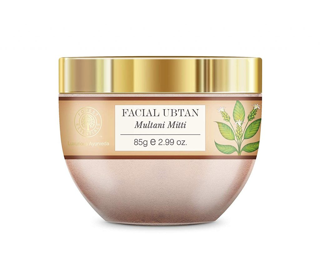 one essentialfacial facial multani clay -